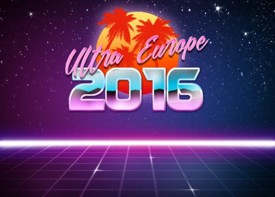 UltraEuropeセットリスト